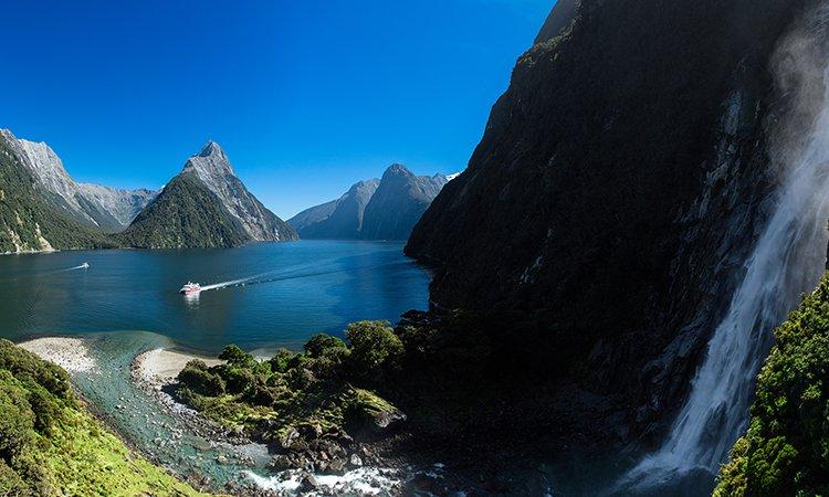 Ovation of the Seas ile Avustralya ve Yeni Zelanda cruise gemi turları