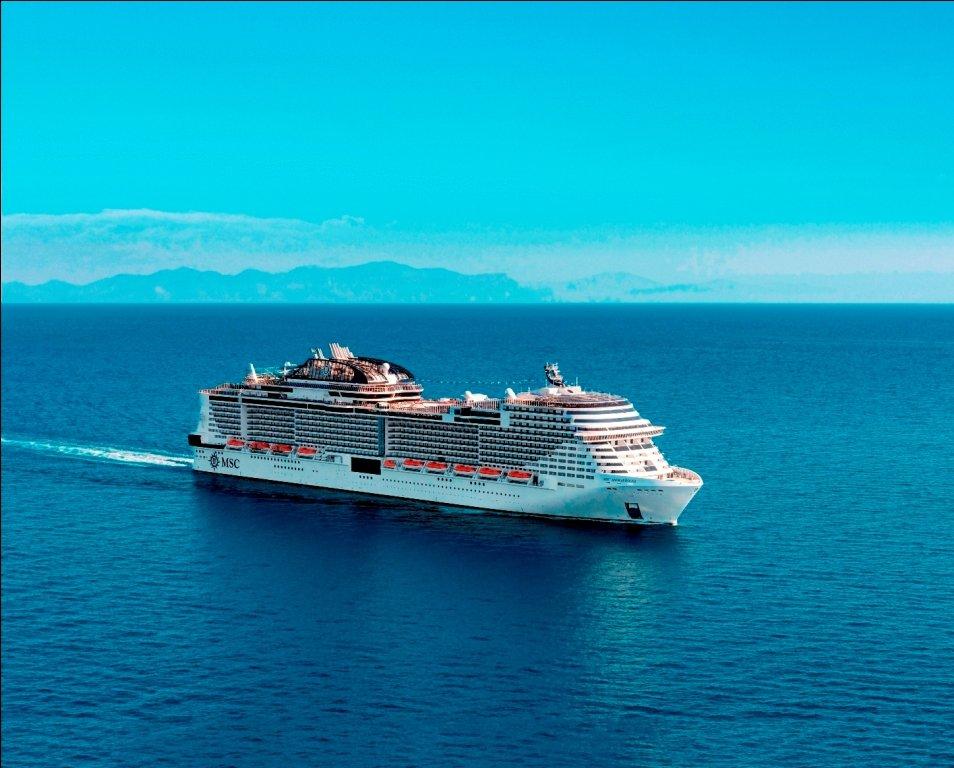 Msc Meraviglia ile Norveç Fiyortları Gemi Turu  cruise gemi turları