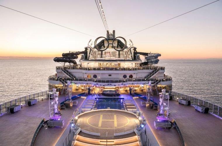 Msc Seaside ile Karayipler Gemi Turu Kurban Bayramı  Resim Büyüt