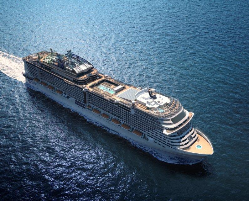 Msc Virtuosa ile Akdeniz Gemi Turu  cruise gemi turları