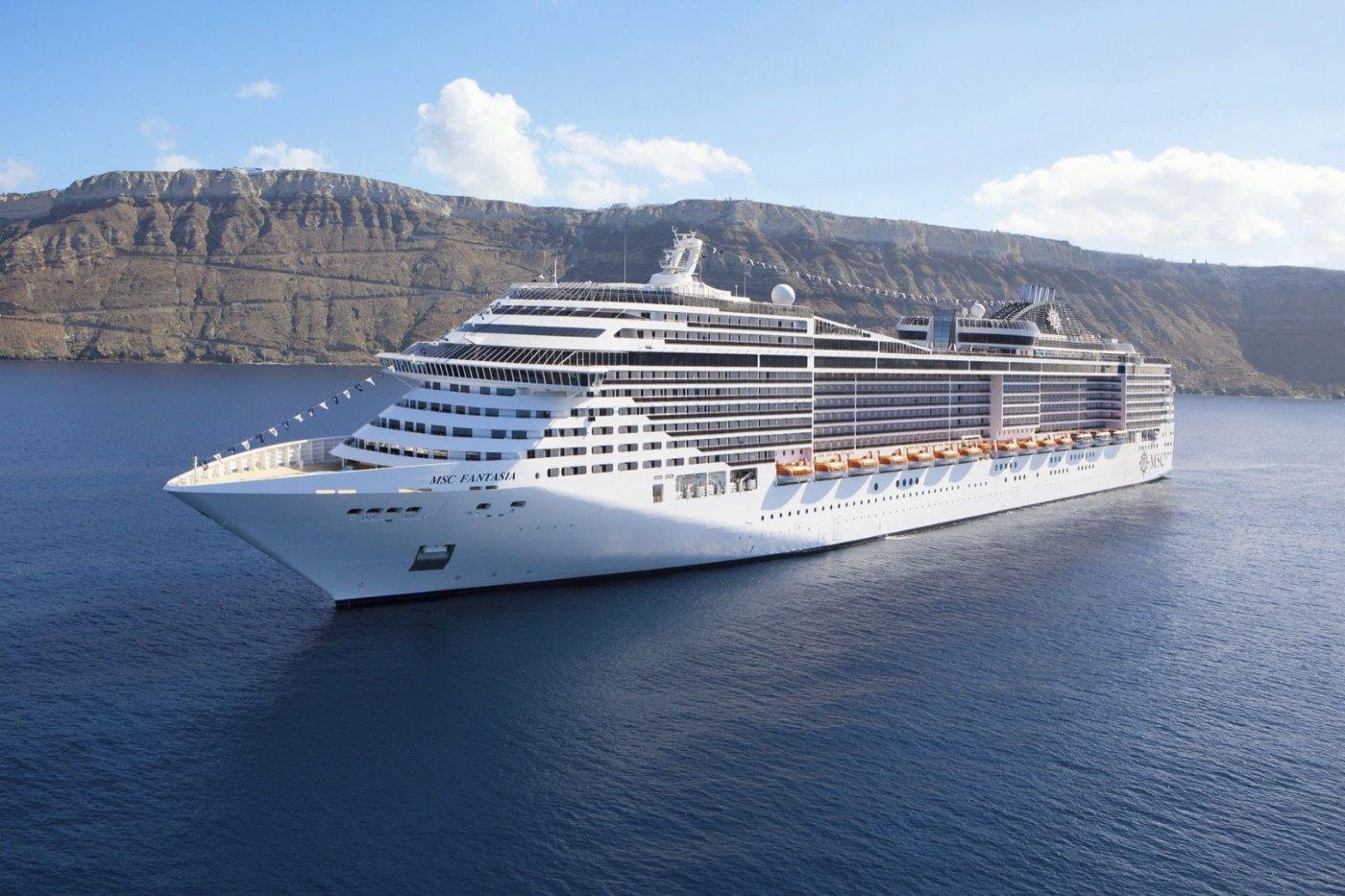 Kuşadası`ndan Msc Fantasia ile Ege ve Adriyatik Gemi Turu Resim Büyüt