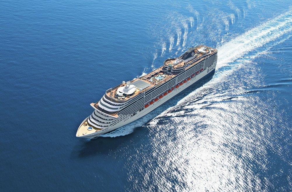 Msc Divina ile Akdeniz Mini Cruise  cruise gemi turları