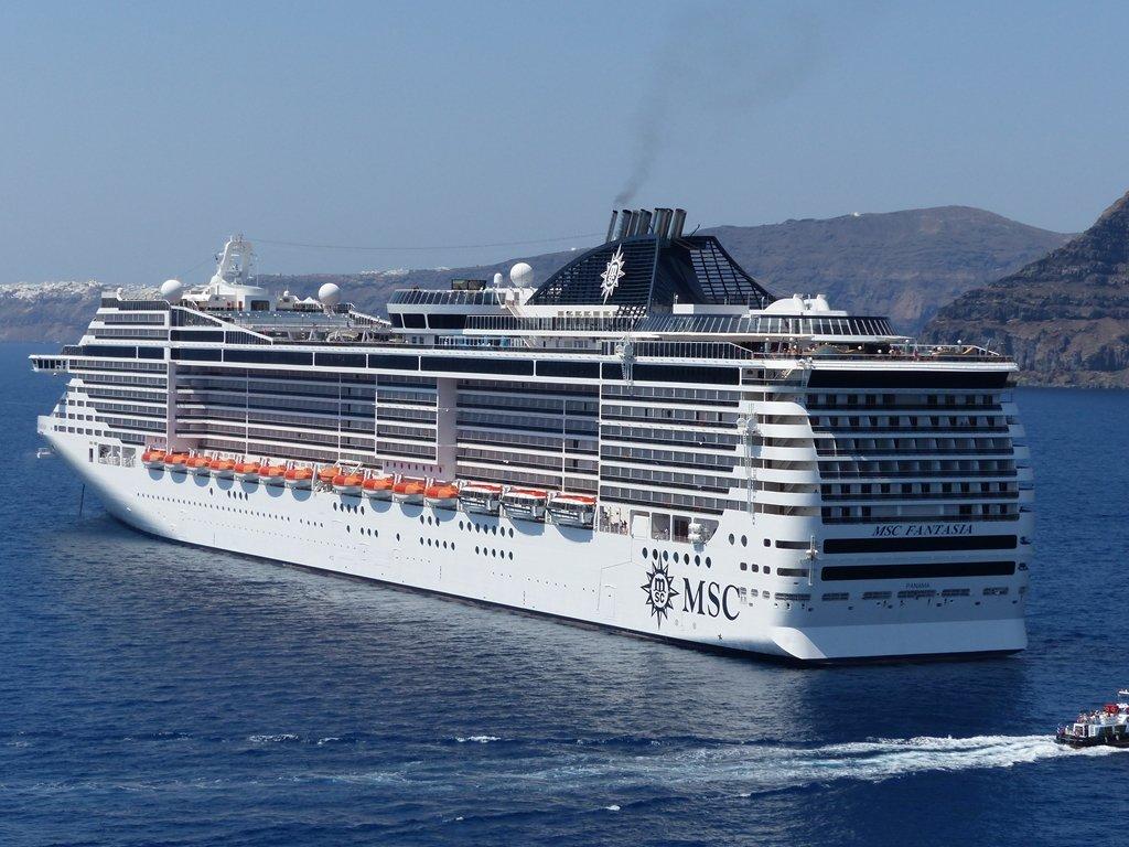 Msc Fantasia ile İstanbul`dan Ege ve Adriyatik Gemi Turu Resim Büyüt