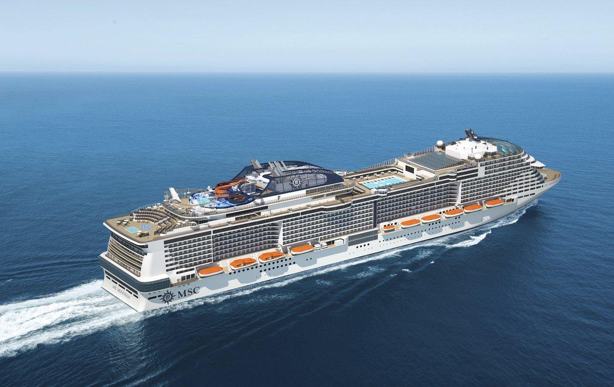 Msc Grandiosa ile Transatlantik Gemi Turu cruise gemi turları