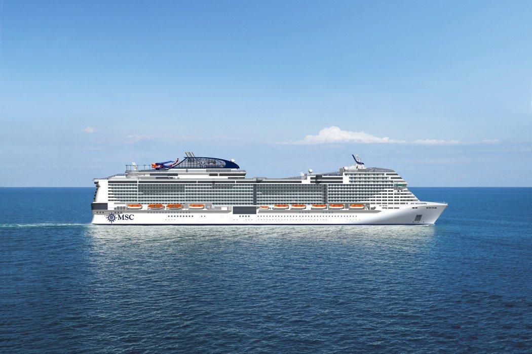 Msc Grandiosa ile Akdeniz Mini Cruise cruise gemi turları