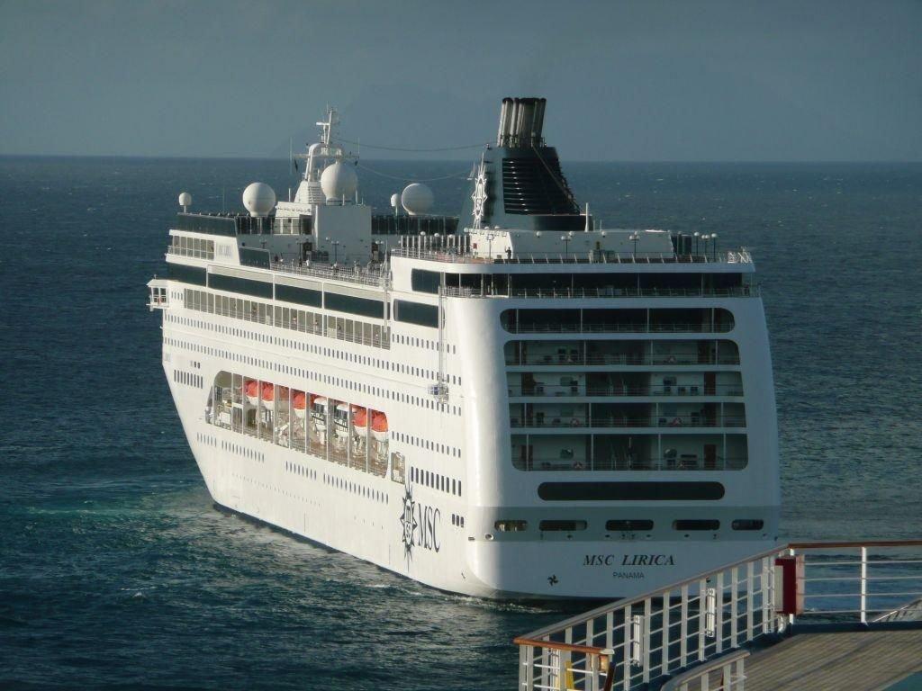 Msc Lirica ile BAE, Katar,  Bahreyn, Umman Paket Gemi Turu cruise gemi turları