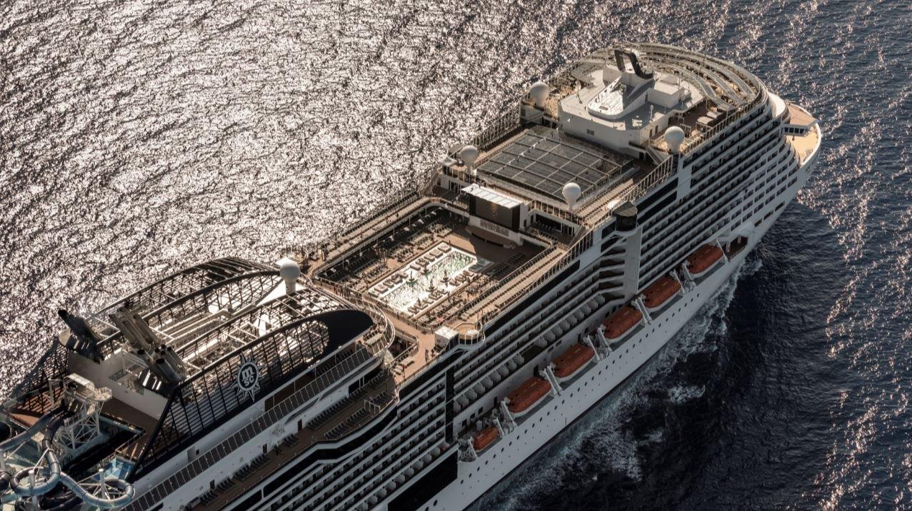 Msc Meraviglia ile Transatlantik Gemi Turu cruise gemi turları
