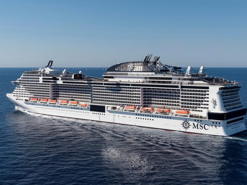 Msc Meraviglia ile Baltık Başkentleri cruise gemi turları
