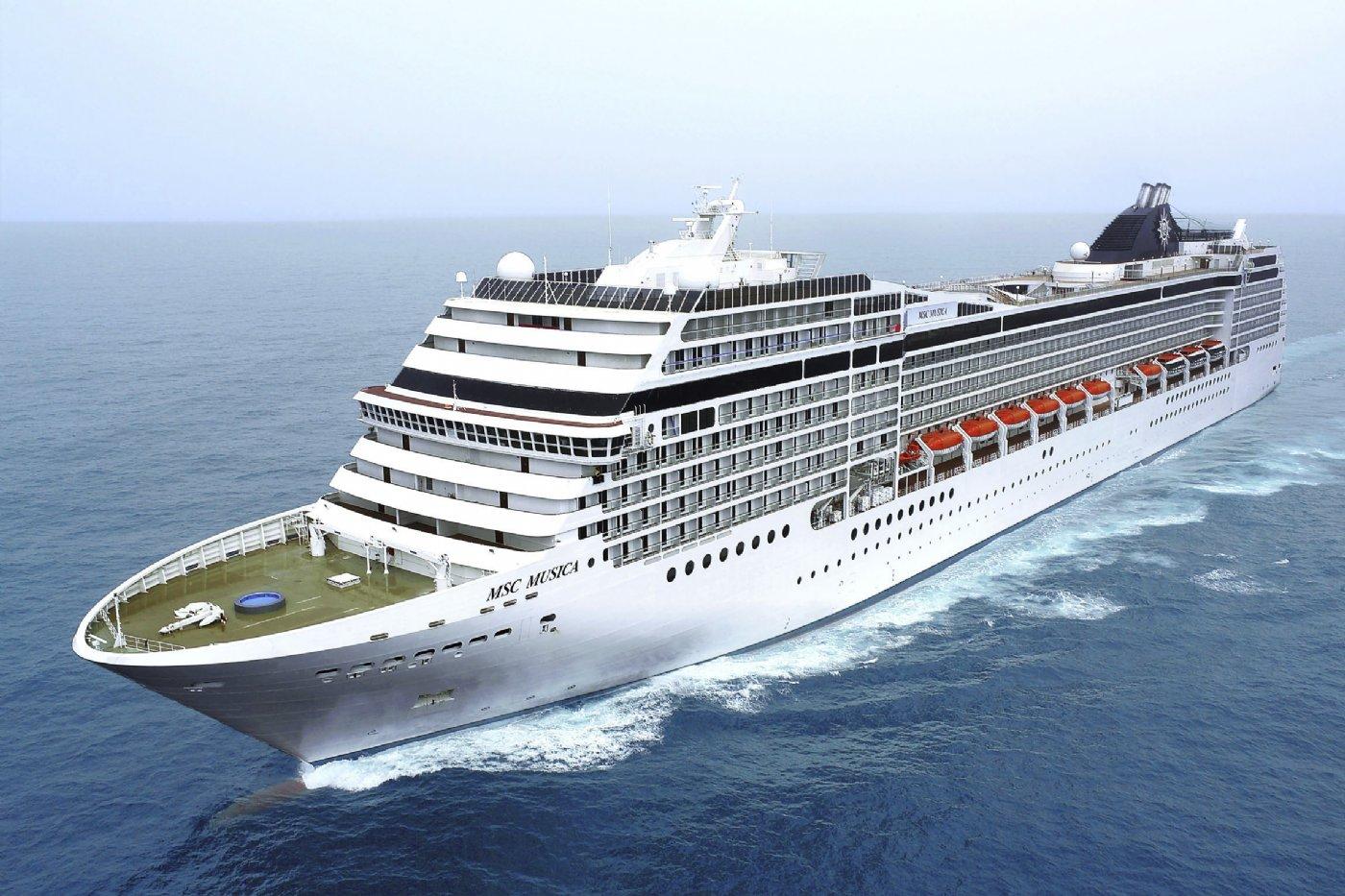 Msc Musica ile Yunanistan Karadağ İtalya Gemi Turu cruise gemi turları