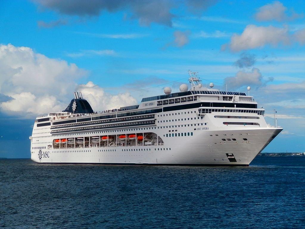 Msc Opera ile Kanarya Adaları ve Fas cruise gemi turları