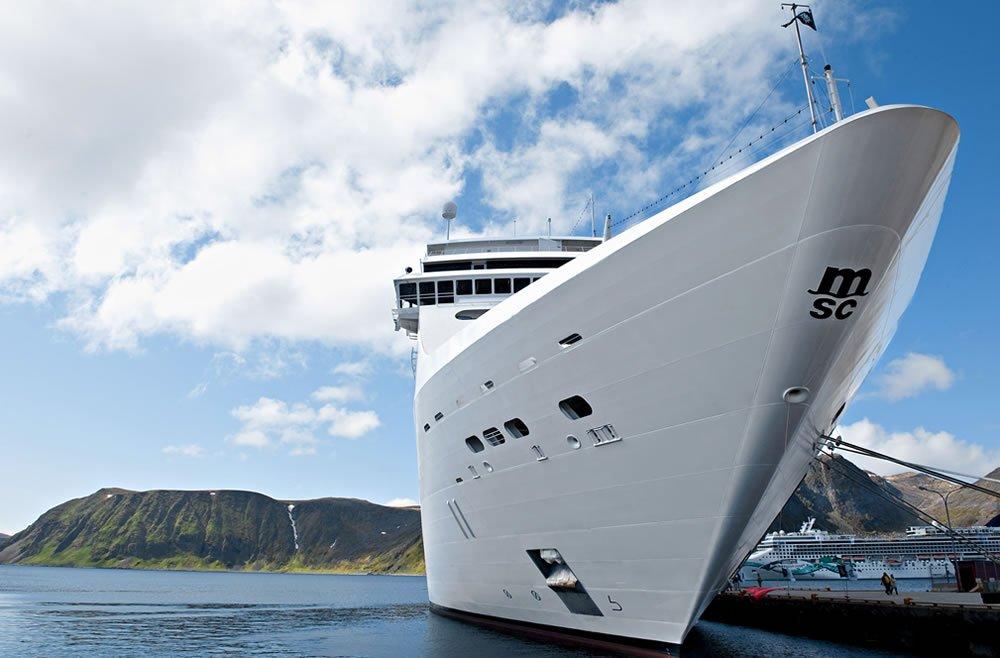 Msc Opera ile Doğu Akdeniz Gemi Turu cruise gemi turları