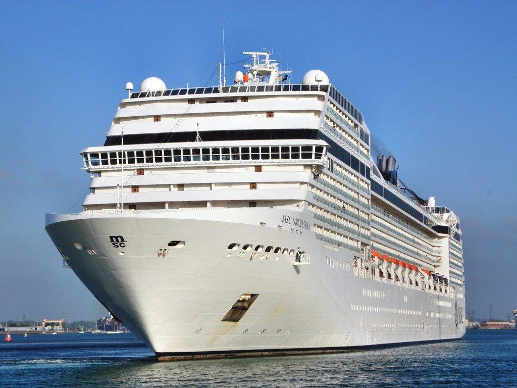 Msc Orchestra ile Güney Afrika ve Mozambik cruise gemi turları