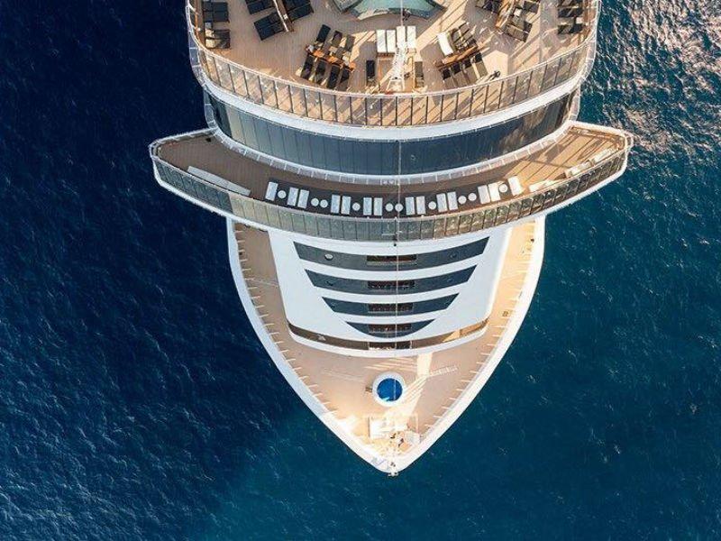 Msc Poesia ile Dünya Gemi Turu cruise gemi turları