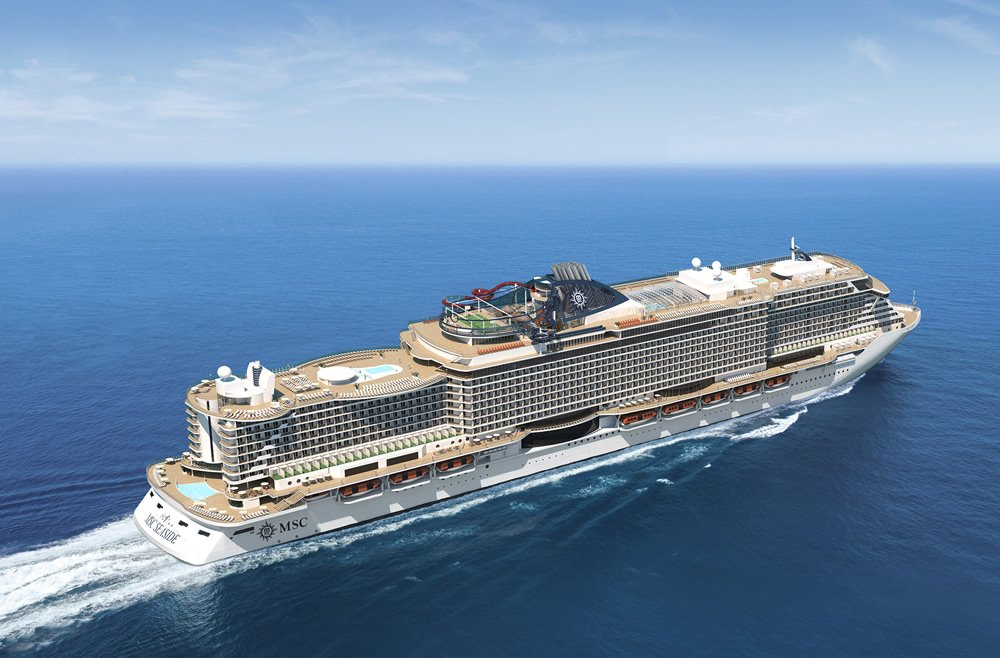 MSC Seaside Gemisi