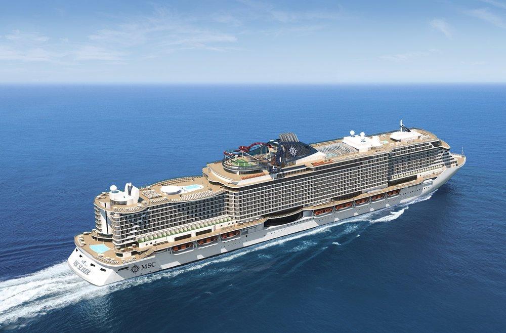 Msc Seaside ile Batı Karayipler & Bahamalar Gemi Turları cruise gemi turları