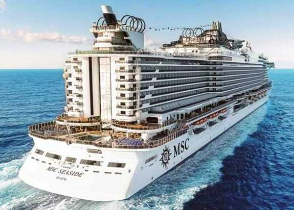 Msc Seaside ile Karayipler  Cruise Turu