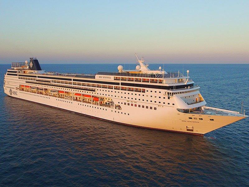 Msc Sinfonia ile Adriyatik Mini Cruise cruise gemi turları