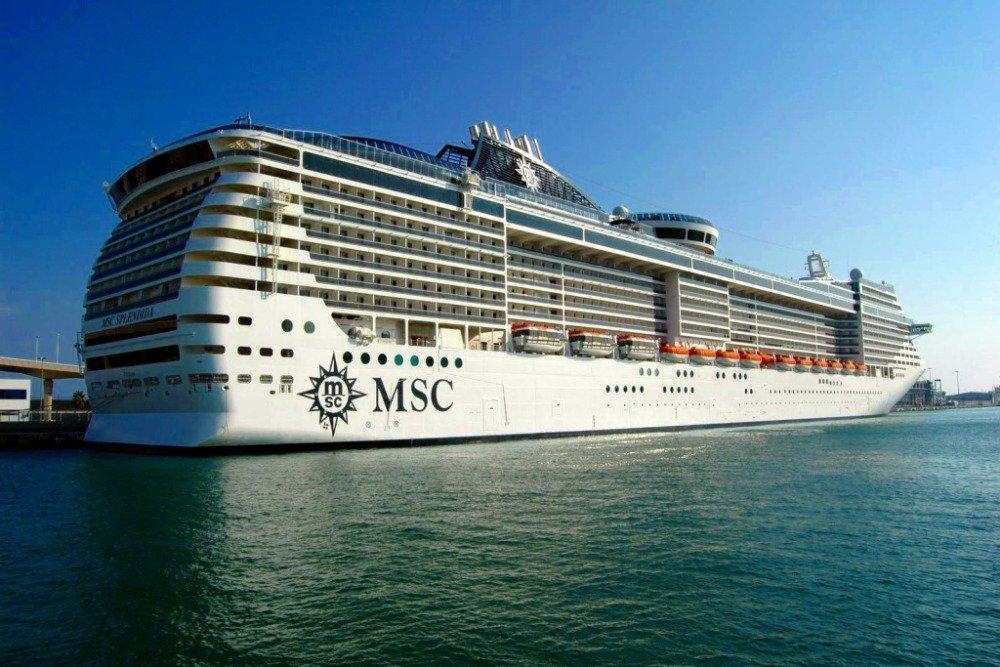 Msc Splendida ile Uzun Norveç Fiyortları Gemi Turu cruise gemi turları