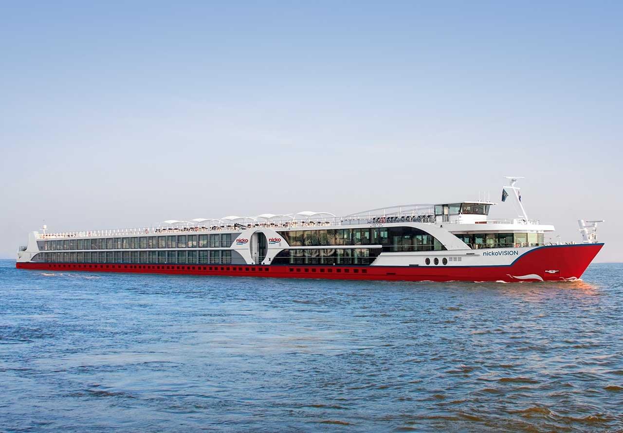 Nicko Vision ile Cumhuriyet Bayramı`nda Tuna Nehri ve Orta Avrupa`da 4 Ülke cruise gemi turları