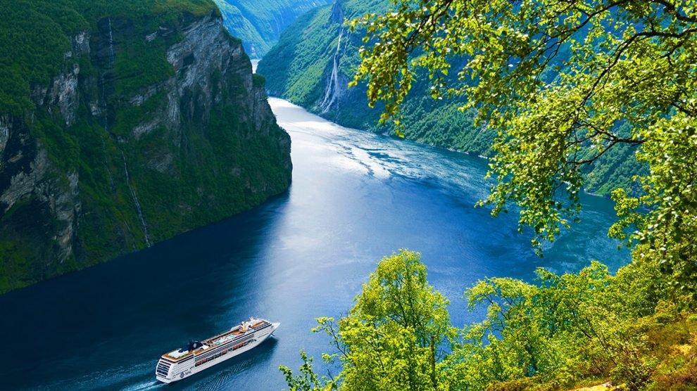 Msc Grandiosa ile Norveç Fiyortları Gemi Turu cruise gemi turları