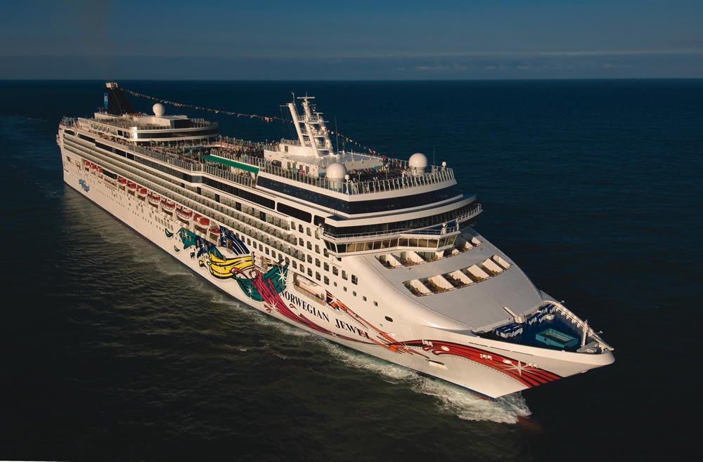 Norwegian Jewel ile Alaska Gemi Turu  cruise gemi turları