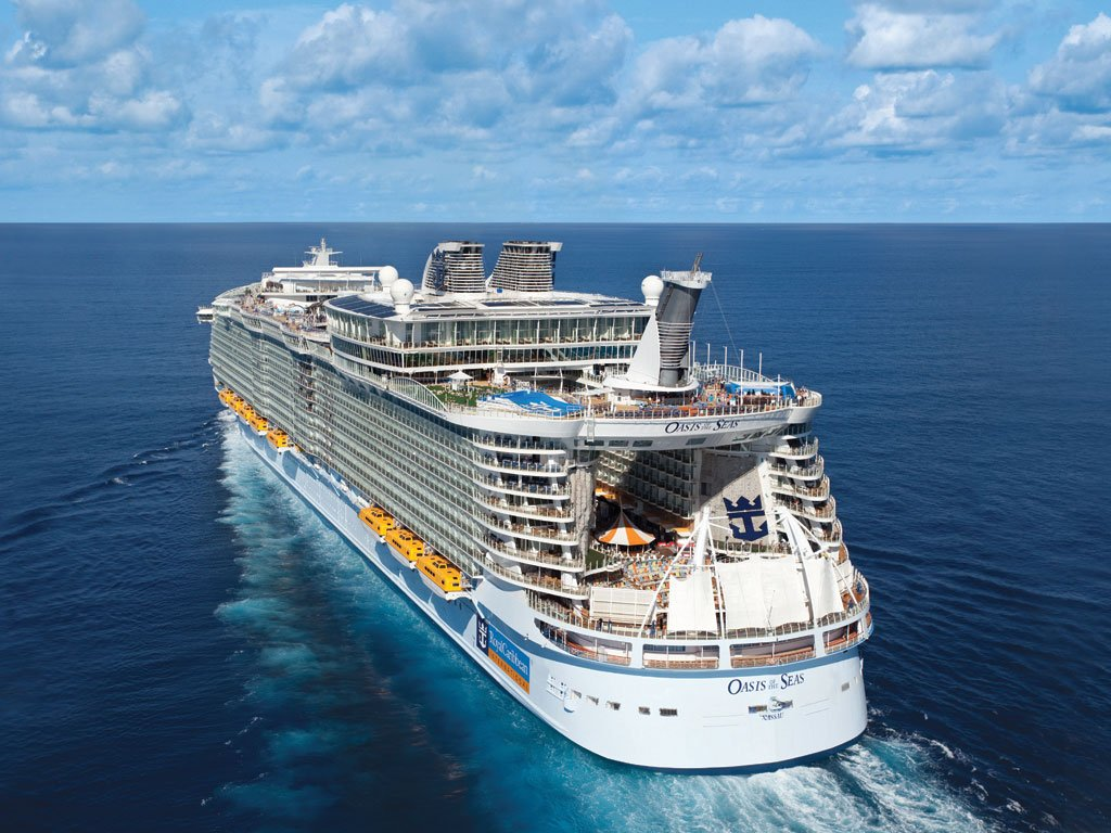 Oasis of the Seas ile Doğu Karayipler Paket Gemi Turu cruise gemi turları