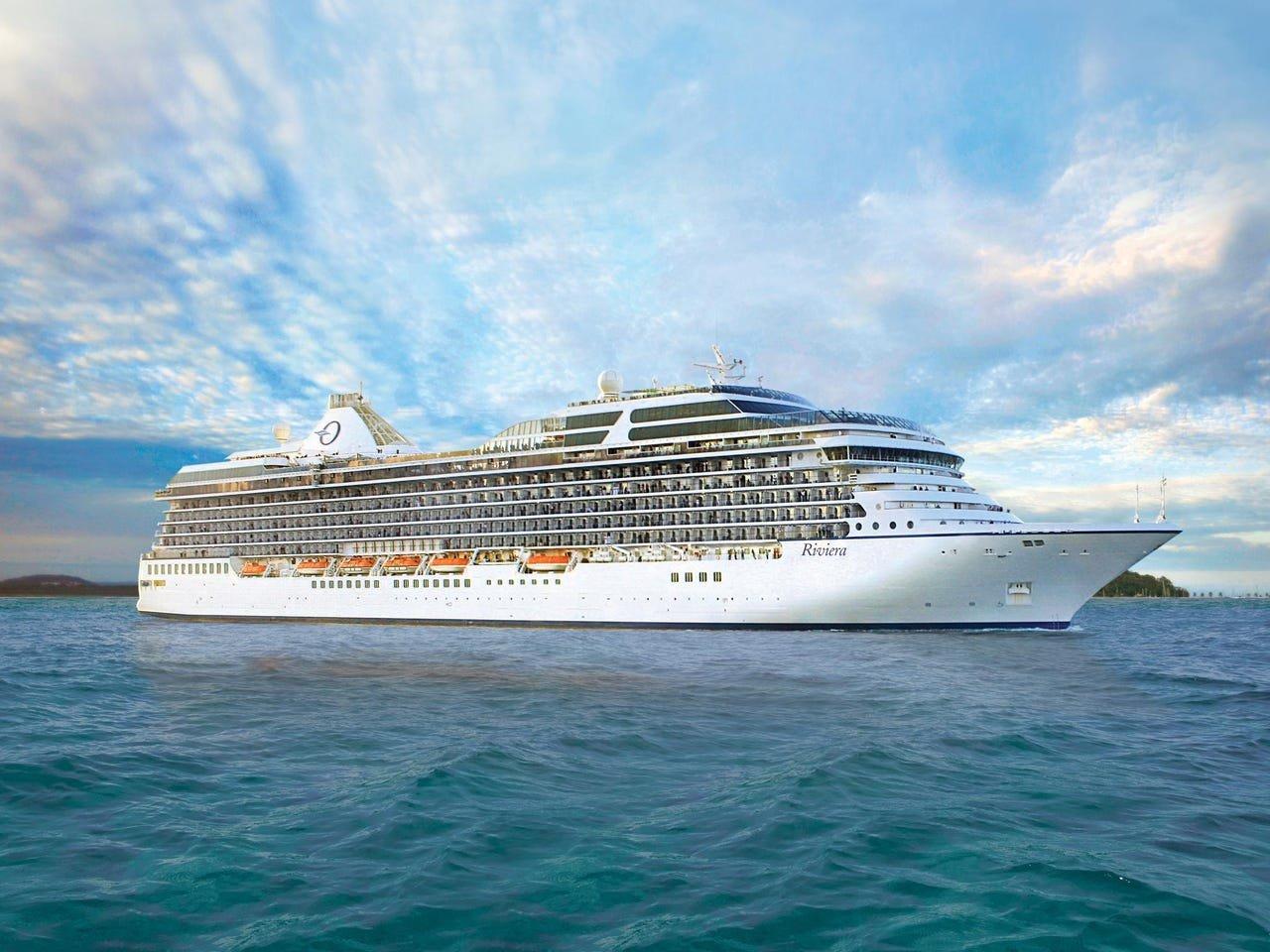 Oceania Riviera ile Büyüleyici Akdeniz Gemi Turu cruise gemi turları