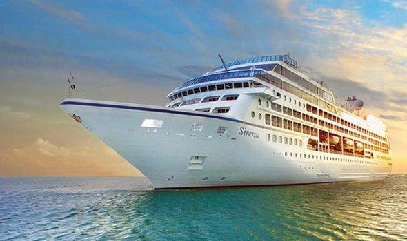 Oceania Sirena ile Akdeniz Hazineleri Gemi Turu cruise gemi turları