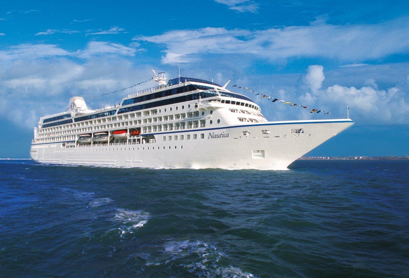 Oceania Nautica ile Ege ve Adriyatik Gemi Turu cruise gemi turları