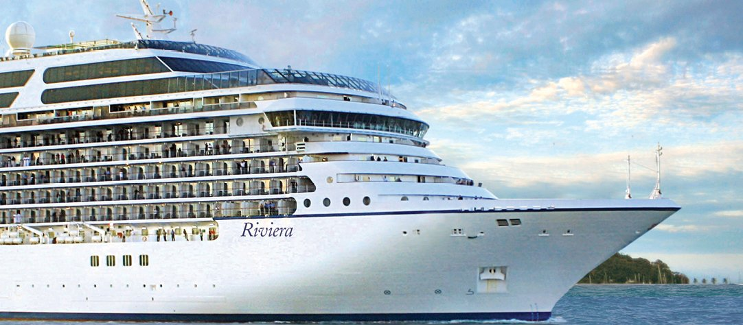 6* Oceania Riviea ile Büyüleyici Akdeniz cruise gemi turları