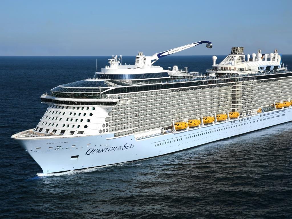 Quantum of the Seas ile Vizesiz Uzakdoğu cruise gemi turları