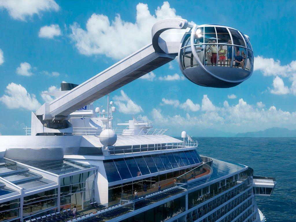 Quantum of the Seas ile Uzakdoğu Asya Gemi Turu cruise gemi turları