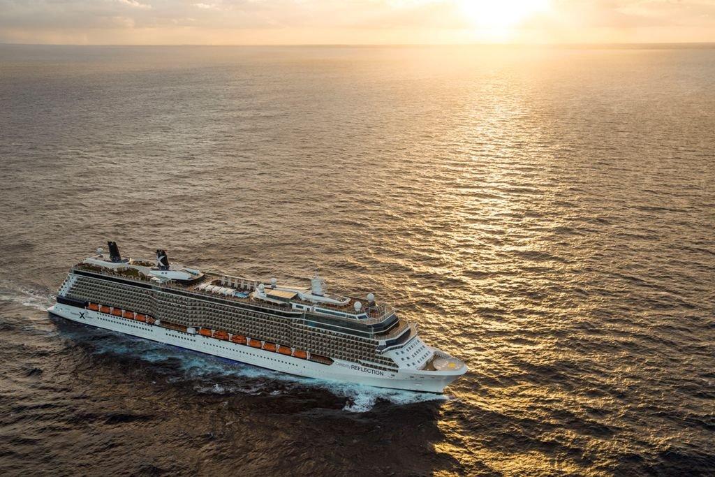 Celebrity Reflection ile Büyük Britanya İzlanda Paket Gemi Turu cruise gemi turları