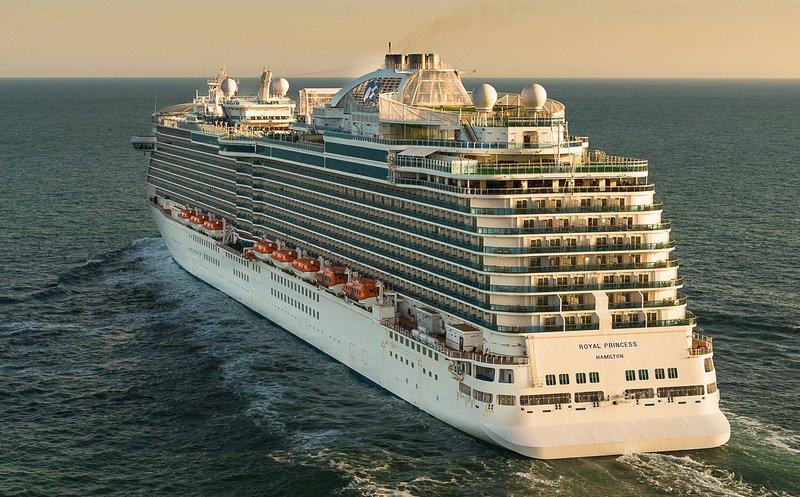Royal Princess ile Batı Amerika Kıyıları Gemi Turu cruise gemi turları