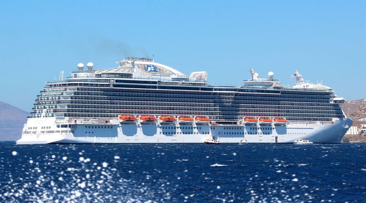 Royal Princess ile Batı Amerika ve Meksika Gemi Turu cruise gemi turları