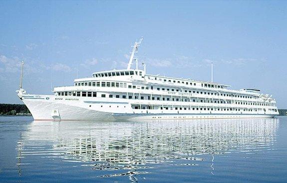 Rublev Gemisi ile Volga Nehri Beyaz Geceler cruise gemi turları