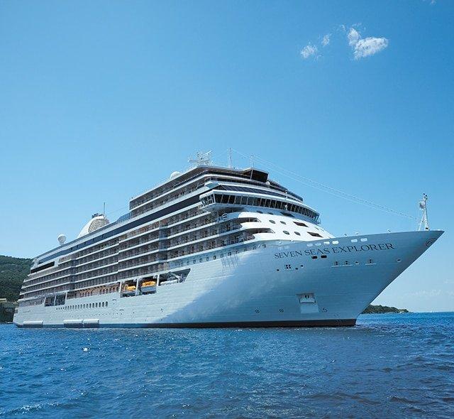 6* Seven Seas Explorer ile Kanarya Adaları cruise gemi turları