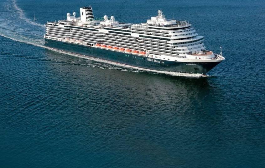 Koningsdam ile Büyük Akdeniz Paket Gemi Turu  cruise gemi turları