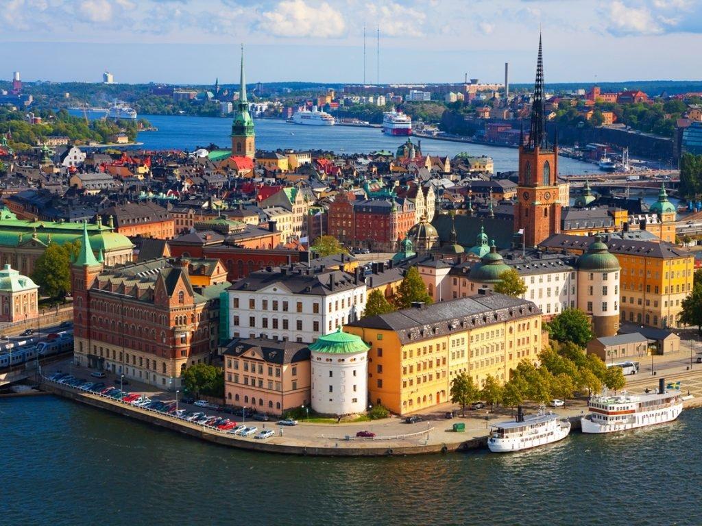 Costa Fortuna ile Baltık Başkentleri Gemi Turu cruise gemi turları