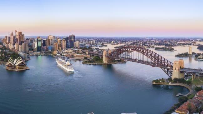 Celebrity Solstice ile Avustralya ve Yeni Zelanda cruise gemi turları