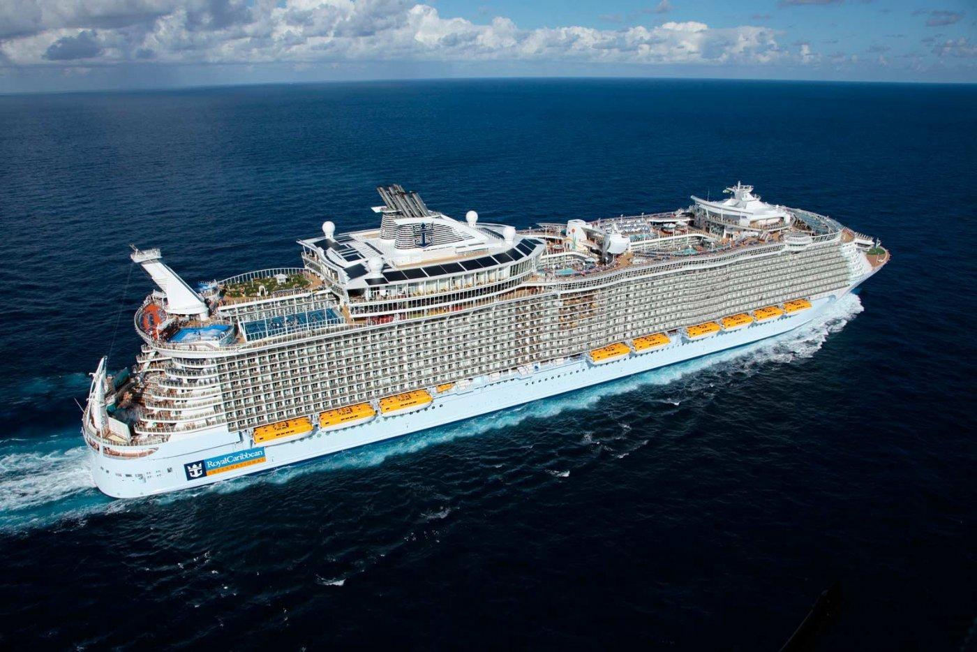 Symphony of the Seas ile Doğu Karayipler Gemi Turu cruise gemi turları