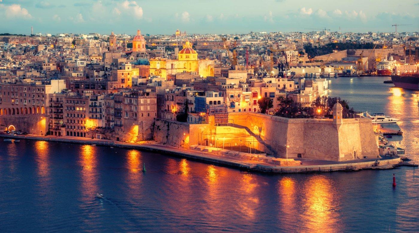 Costa Pacifica ile 1 gece Malta ve Akdeniz  cruise gemi turları