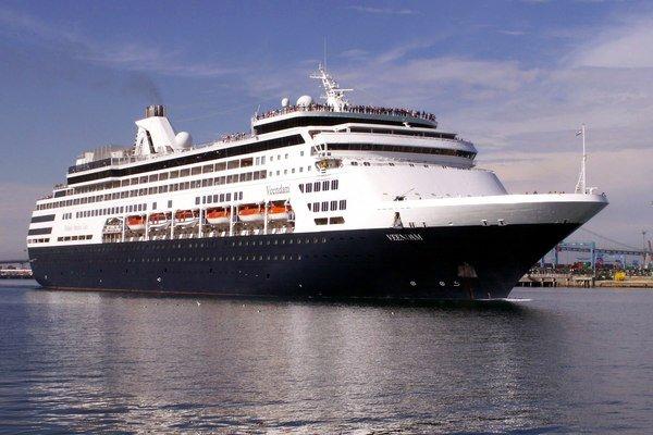 Veendam ile Büyük Avrupa cruise gemi turları