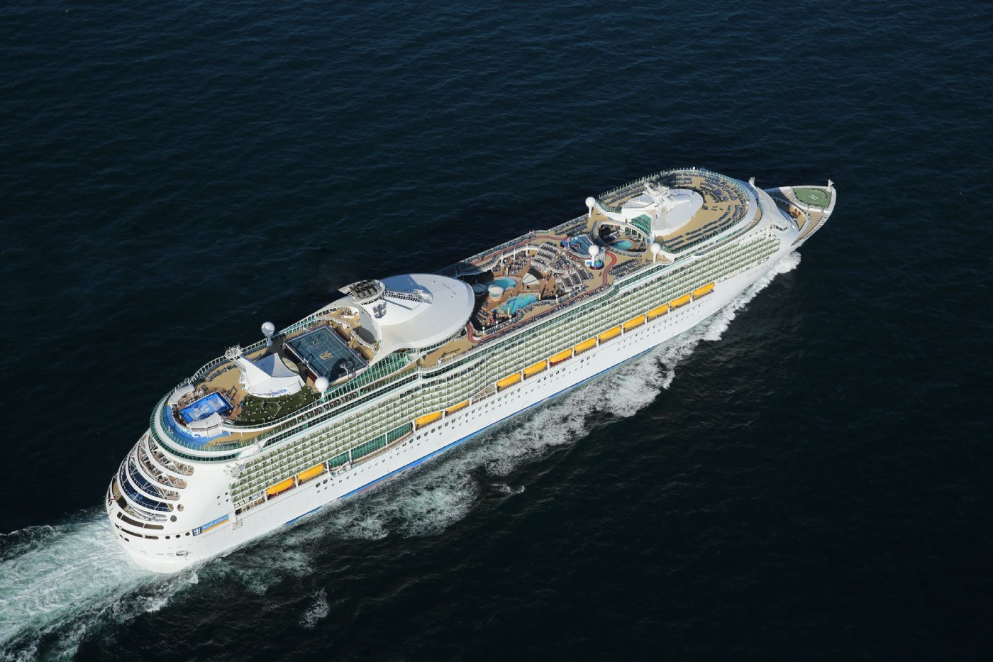 Voyager Of The Seas Gemisi