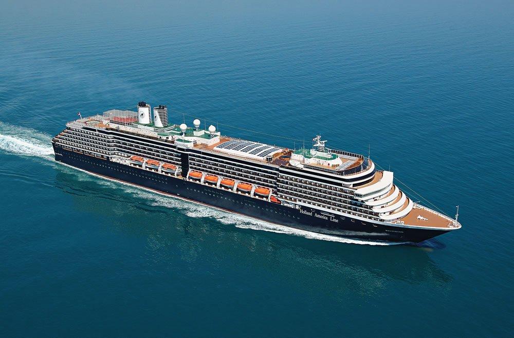 Westerdam ile Güneydoğu Asya ve Yılbaşında Bangkok cruise gemi turları